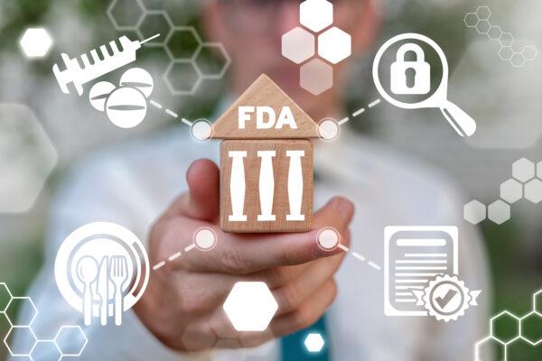 losmapimod FDA fast track